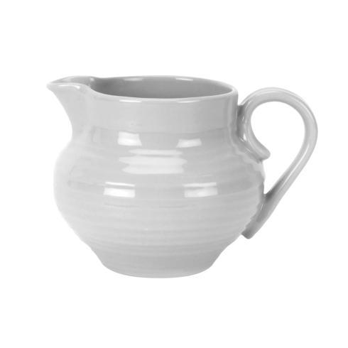 Portmeirion  Sophie Conran Grey Cream Jug $17.60