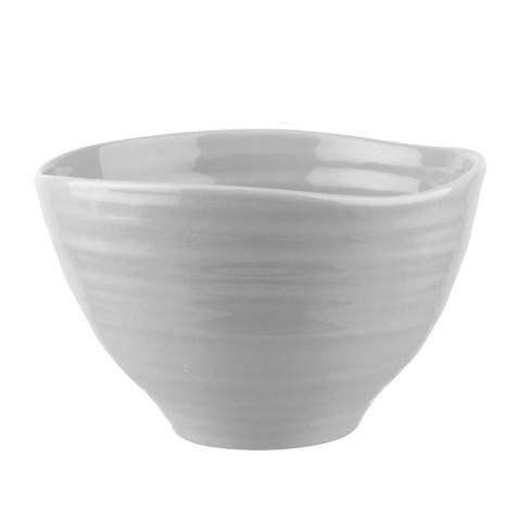 Portmeirion  Sophie Conran Grey Set of 4 Small Footed Bowls $46.00