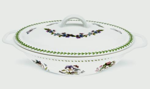 $82.00 Covered Oval Casserole