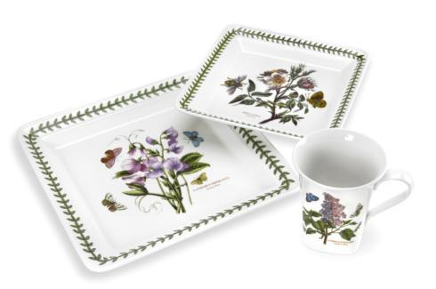 $189.00 12-piece Square-Shape Dinner Set