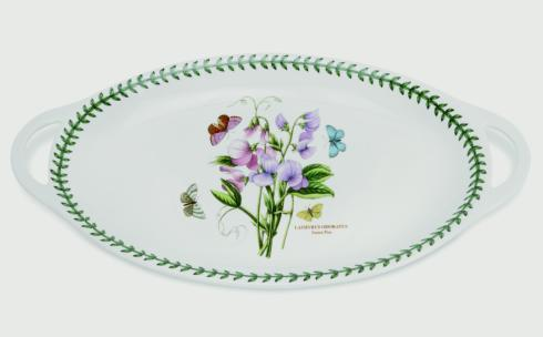 $49.99 Handled Oval Platter