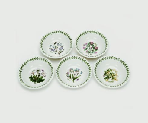 $138.00 Set of 6 Assorted Motif Mini Bowls