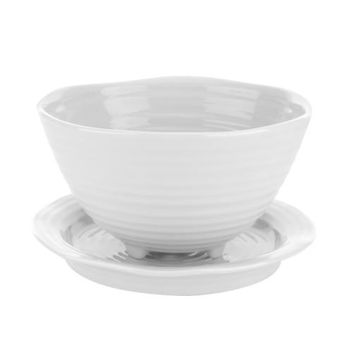 Portmeirion  Sophie Conran White Berry Bowl and Stand $29.99