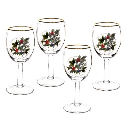 $39.99 Set of 4 Wine Glasses