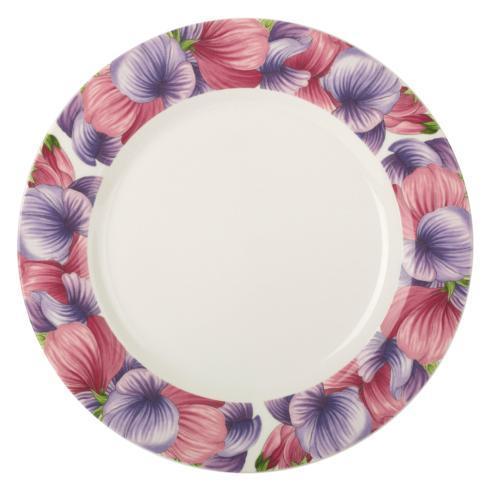 $24.99 Dinner Plate (Sweet Pea)