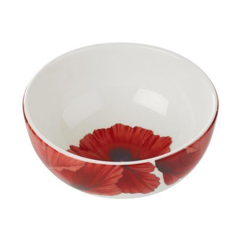 Rimless Bowl (Poppy)