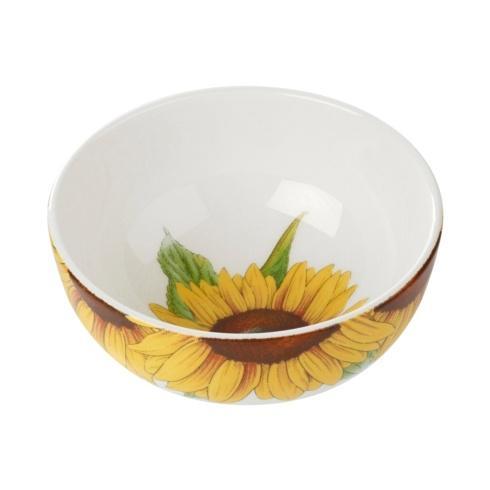 Rimless Bowl (Sunflower)