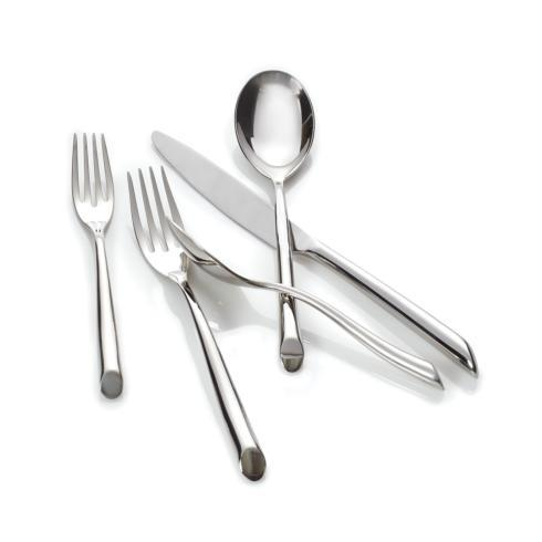 Nambé  Flatware Frond 5 Piece Setting - 18/10 $65.00