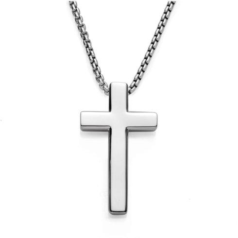 $225.00 Beveled Cross Pendant