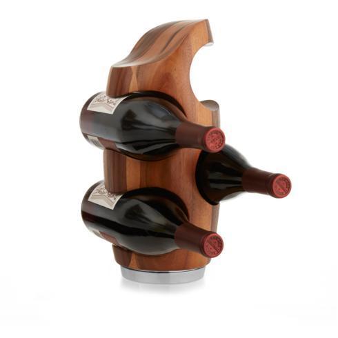 Nambé  Vie Vie Wine Rack $140.00