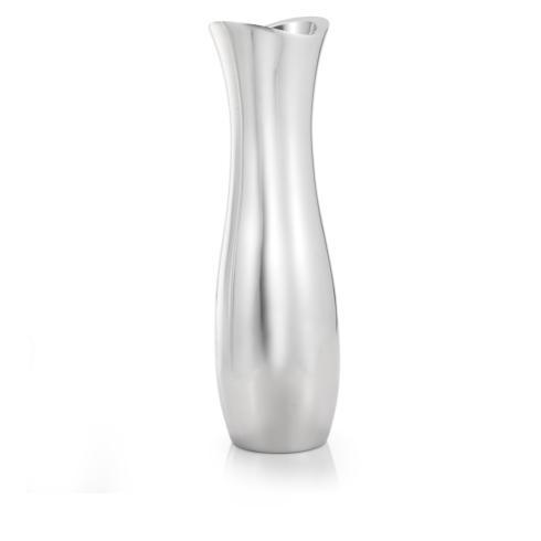 Nambé  Classic Stryker Vase 13\' $80.00