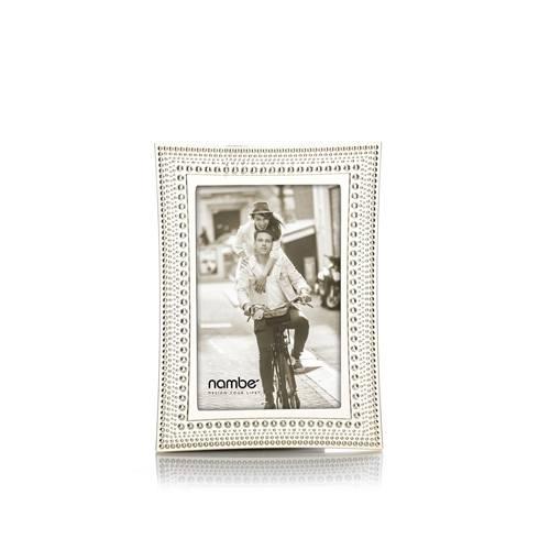 Nambé  Frames Beaded 4 x 6 $60.00