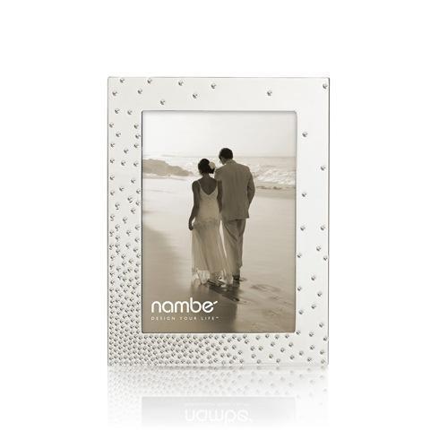 Nambé  Frames Dazzle Frame 5 x 7 $67.50
