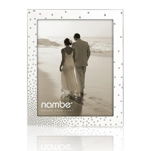 Nambé  Frames Dazzle Frame 8 x 10 $100.00