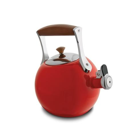 $75.00 Meridian Tea Kettle Red
