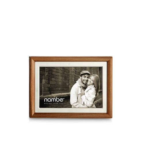 "Nambé  Frames Hayden – 4"" x 6"" $60.00"