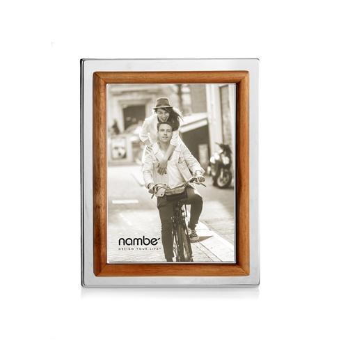 "Nambé  Frames Hayden – 5"" x 7"" $75.00"