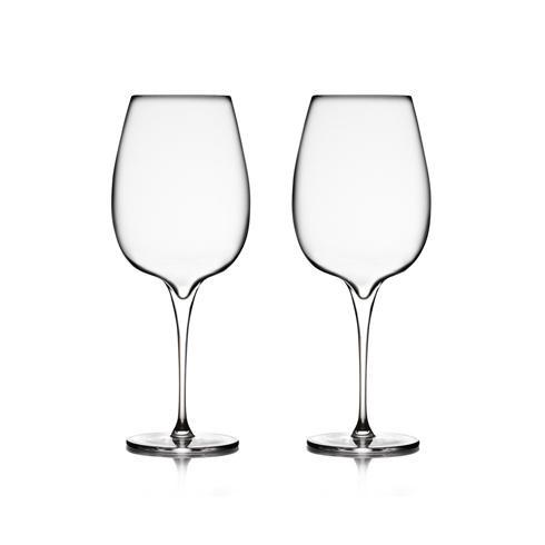 Nambé  Vie Cabernet Glasses (Set of 2) $50.00