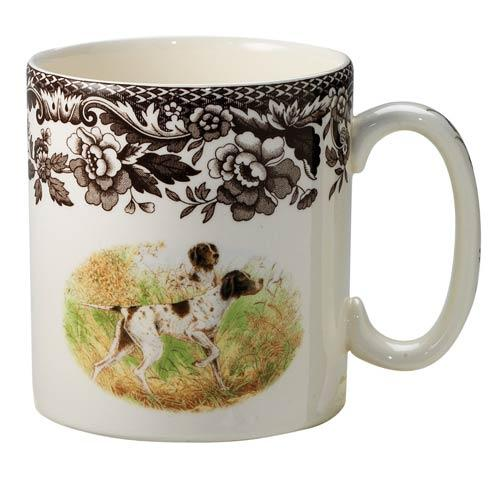 Spode Woodland Hunting Dogs Collection Pointer Mug $34.50
