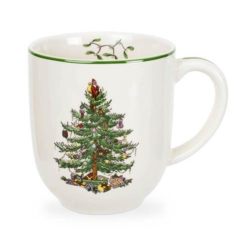 Spode Christmas Tree  Dinnerware/Entertaining Café Mug $17.00