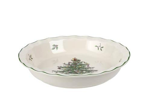 Spode Christmas Tree  Serveware/Giftware Sculpted Pie Dish $31.50