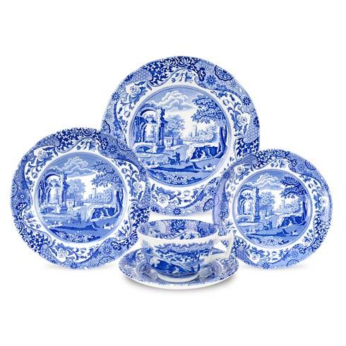 Spode  Blue Italian 5-piece Place Setting $80.30