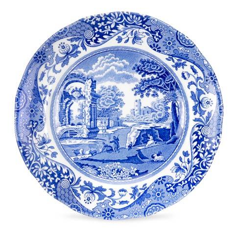 Spode  Blue Italian Set of 4 Bread and Butter Plates $57.40