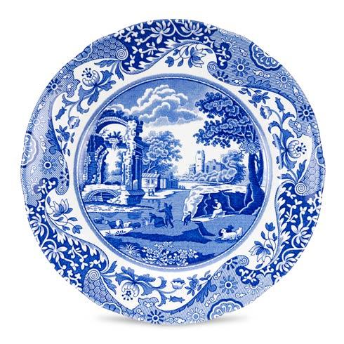 Spode  Blue Italian Set of 4 Salad Plates $103.00