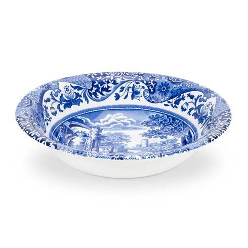 Spode  Blue Italian Set of 4 Cereal Bowls $72.00