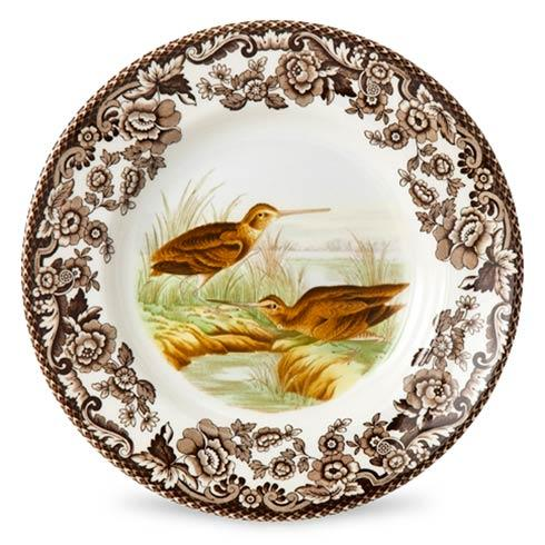 Spode Woodland Assorted Snipe Bread and Butter Plate $22.50
