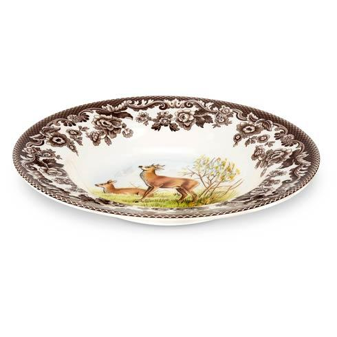 $45.20 Deer Soup Plate