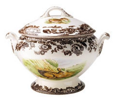 Spode Woodland Assorted Soup Tureen and Cover $652.00