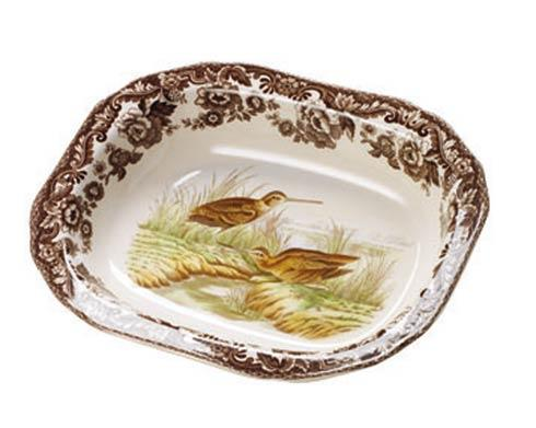Spode Woodland Assorted Medium Snipe Open Vegetable Dish $84.00