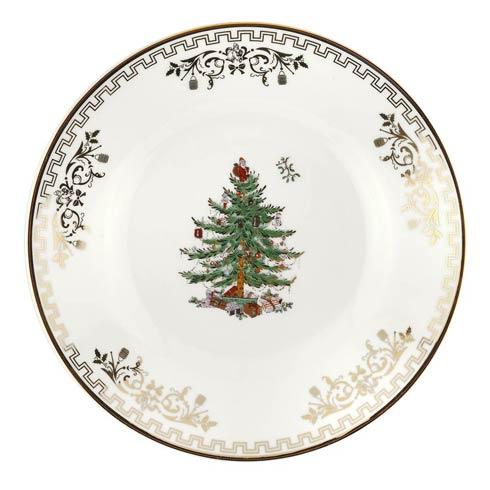 Spode Christmas Tree  Gold Collection Gold Collection Bread & Butter Plate $59.96