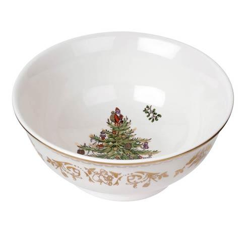 Spode Christmas Tree  Gold Collection Gold Collection Small Bowl $29.99