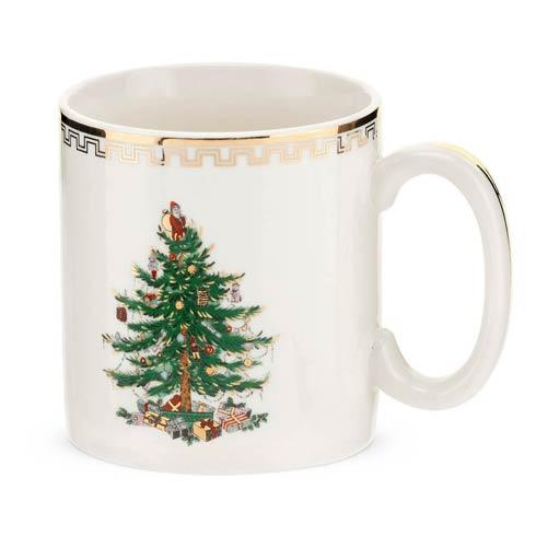 Spode Christmas Tree  Gold Collection Gold Collection Mug $79.96