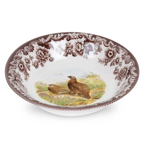 Spode Woodland Assorted Red Grouse Ascot Cereal Bowl $36.40