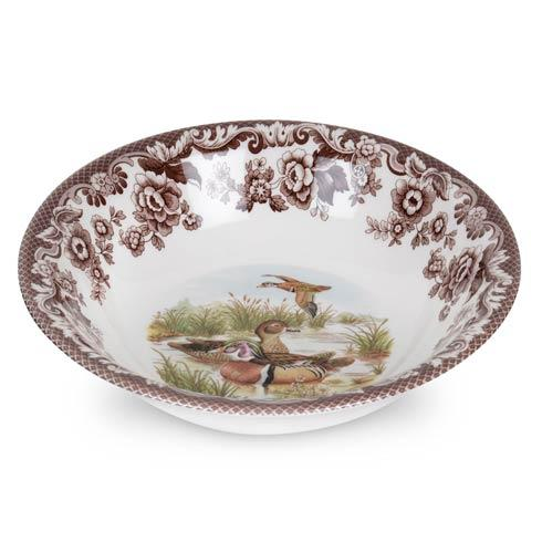 Spode Woodland Assorted Wood Duck Ascot Cereal Bowl $36.40