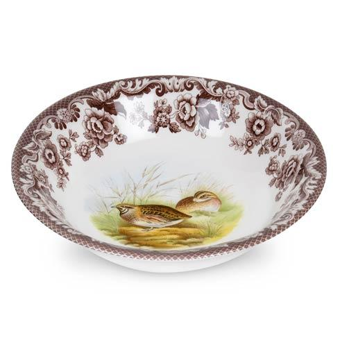 Spode Woodland Assorted Quail Ascot Cereal Bowl $36.40
