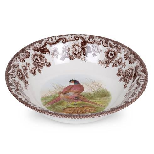 Spode Woodland Assorted Pheasant Ascot Cereal Bowl $36.40
