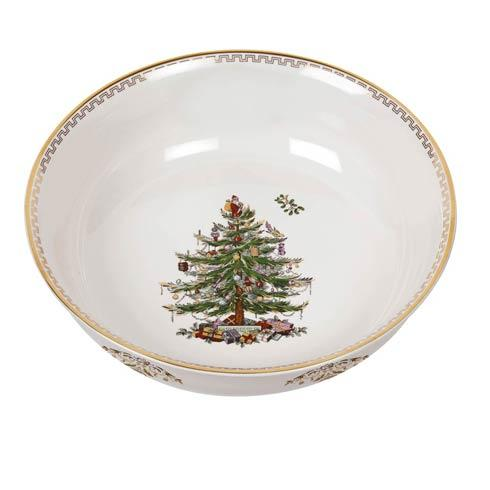 Spode Christmas Tree  Gold Collection Gold Collection Large Bowl $49.99