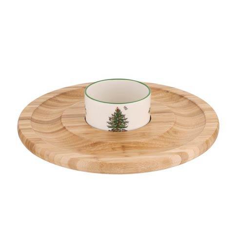 Spode Christmas Tree  Serveware/Giftware Chip & Dip $39.99