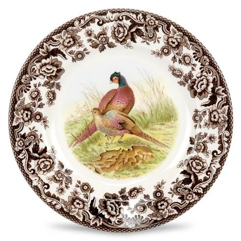 Spode Woodland Assorted Pheasant Salad Plate $32.50