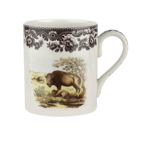 Spode Woodland American Wildlife Collection 16 oz Mug Bison $30.00