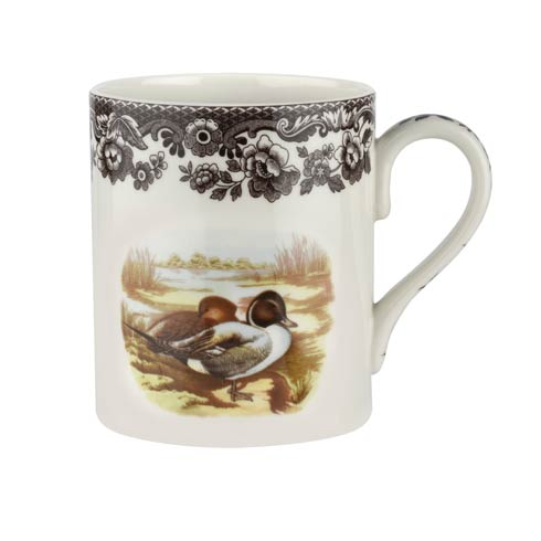 Spode Woodland American Wildlife Collection 16 oz Mug Pintail $30.00