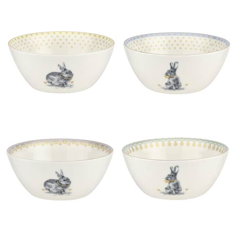 $39.99 6 Inch Cereal Bowl - Set of 4