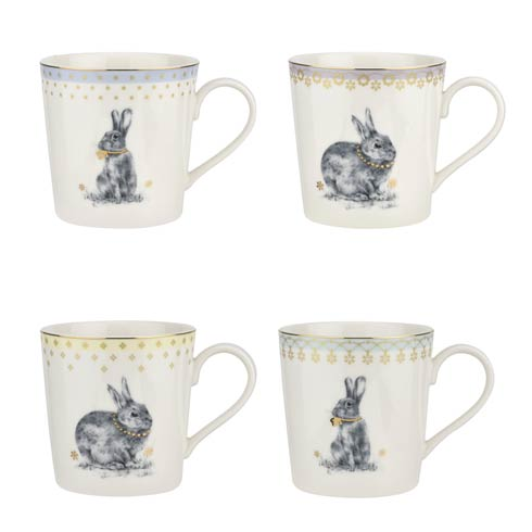 $39.99 12 Ounce Mug - Set of 4