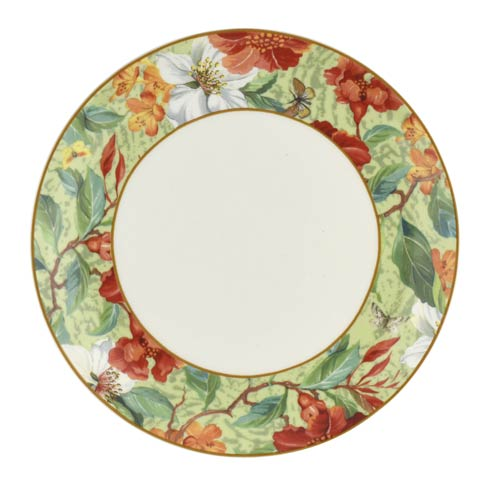 $59.96 8.25 Inch Salad Plate Green - Set of 4