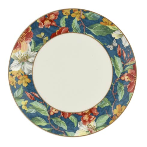 $59.96 8.25 Inch Salad Plate Blue - Set of 4
