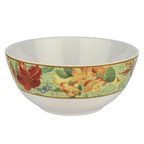 $59.96 6 Inch Bowl Green - Set of 4